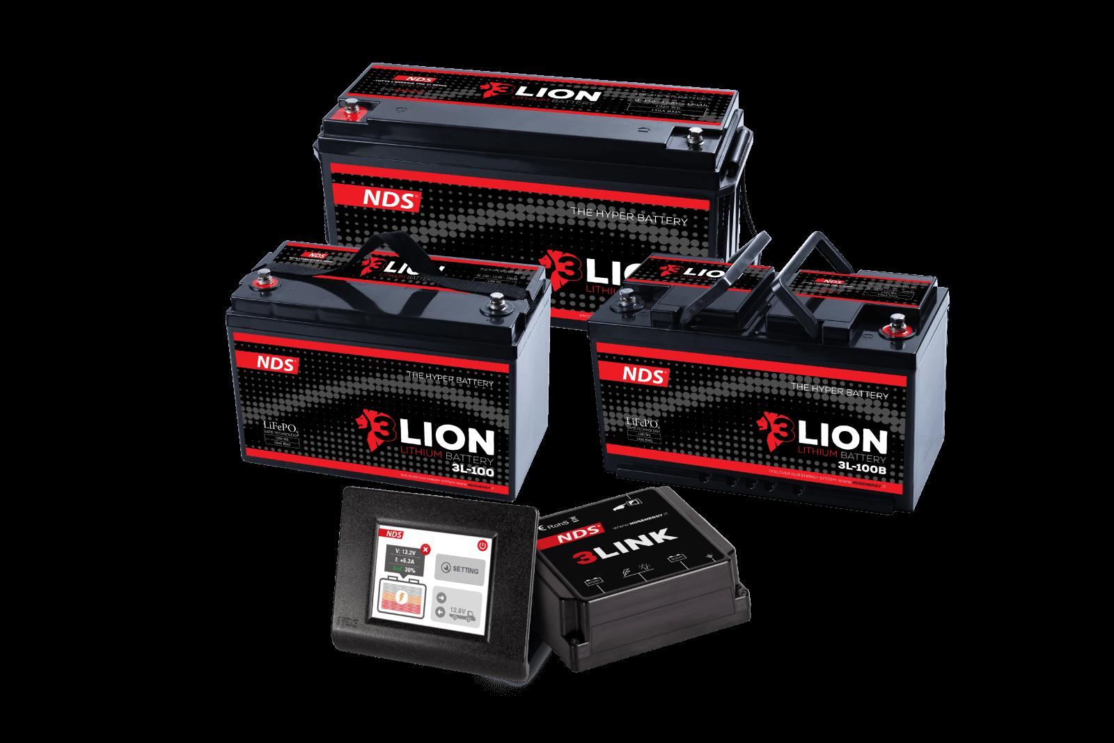 3LION-System-Batteria-Litio